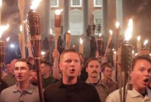 Tiki Torches, Bedsheets, and 'Very Fine People' on Both Sides