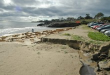 Study Finds Two-Thirds of Local Beaches Will Be Lost to Sea-Level Rise by 2100