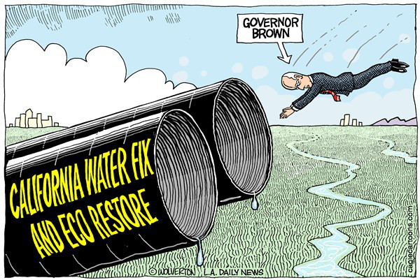 California WaterFix Won't Fix Anything - The Santa Barbara Independent
