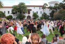 'Thriller' 2017 Flash Mobs