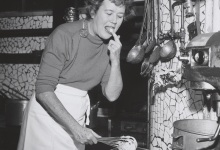Julia Child Comes to Life Again
