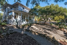 Make Myself at Home: Mission Canyon Farmhouse Steeped in History