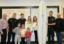 Firefighters Alliance Honors the Firestones