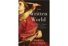 Martin Puchner's 'The Written World'