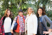 Breast Cancer Resource Center Holds Tea and FashionShow