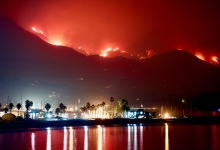Closing Schools and Moving Finals Due to Thomas Fire