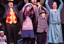 Santa Barbara Christmas Revels Celebrate Early California