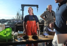 What's Up with the Santa Barbara Fisherman's Market?