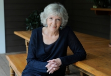 'G' is for Sue Grafton
