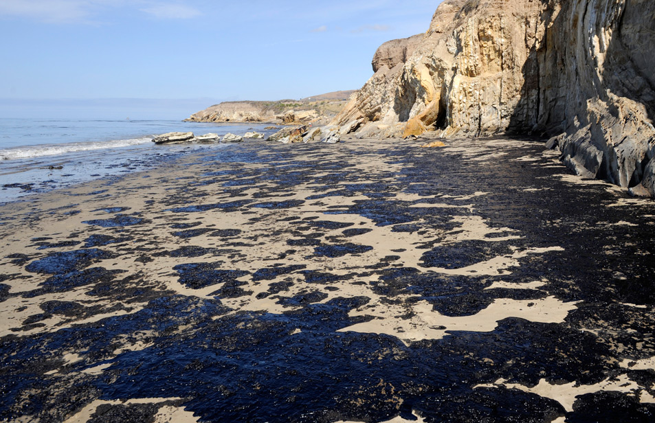 Santa Barbara County Sues Plains Pipeline Over Refugio Oil Spill