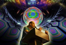 Martin Ball's Modern Psychedelics