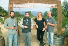 Topa Mountain Winery Lifts Ojai Spirits