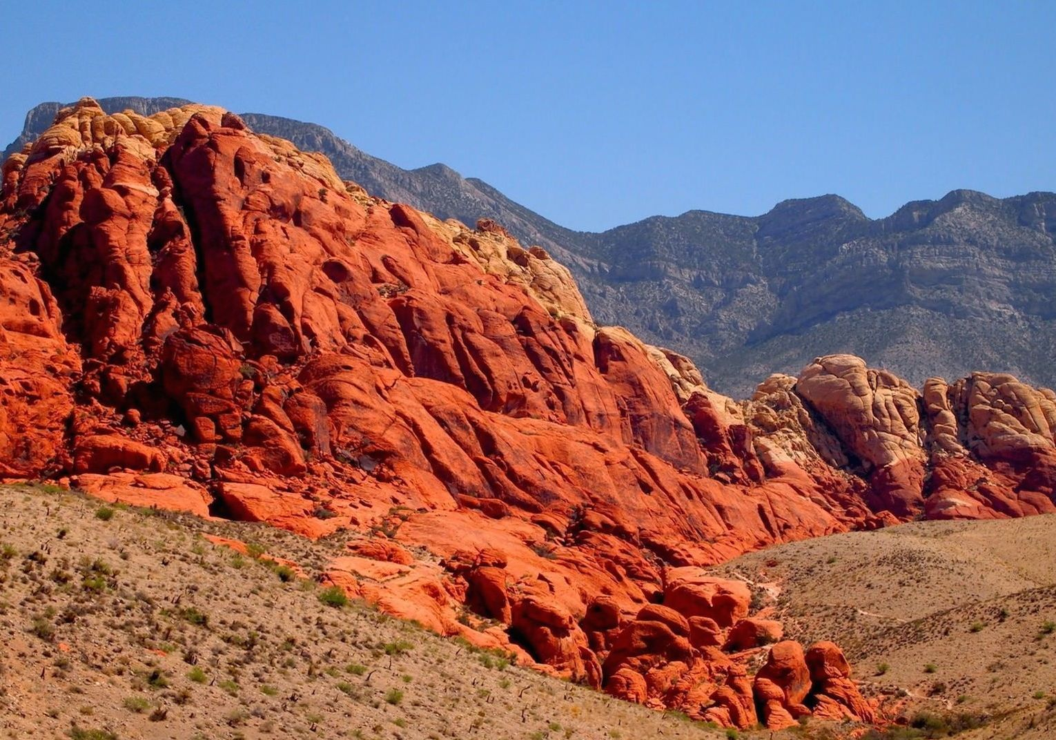 Close Escapes: Red Rock Canyon - The Santa Barbara Independent