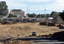 Peabody Stadium Landscaping Slightly Over Budget