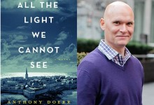 Anthony Doerr Coming Up in Conversations with Pico