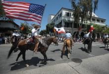 Fiesta Historical Parade 2018