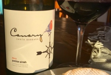 The Canary's Petite Sirah by Carhartt