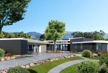 Make Myself at Home: Luxury Living in the Foothills