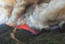 Santa Barbara Firefighters and Environmentalists Battle over Prevention Methods