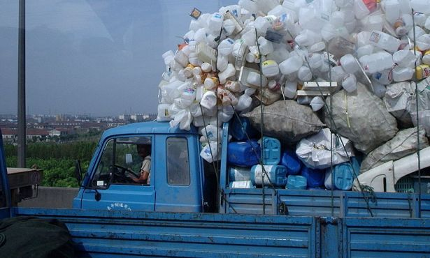 Plastic Bags? Throw 'Em Away