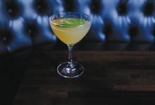 Air Mail @ Chaplin's Martini Bar