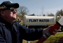 Michael Moore Returns with 'Fahrenheit 11/9'