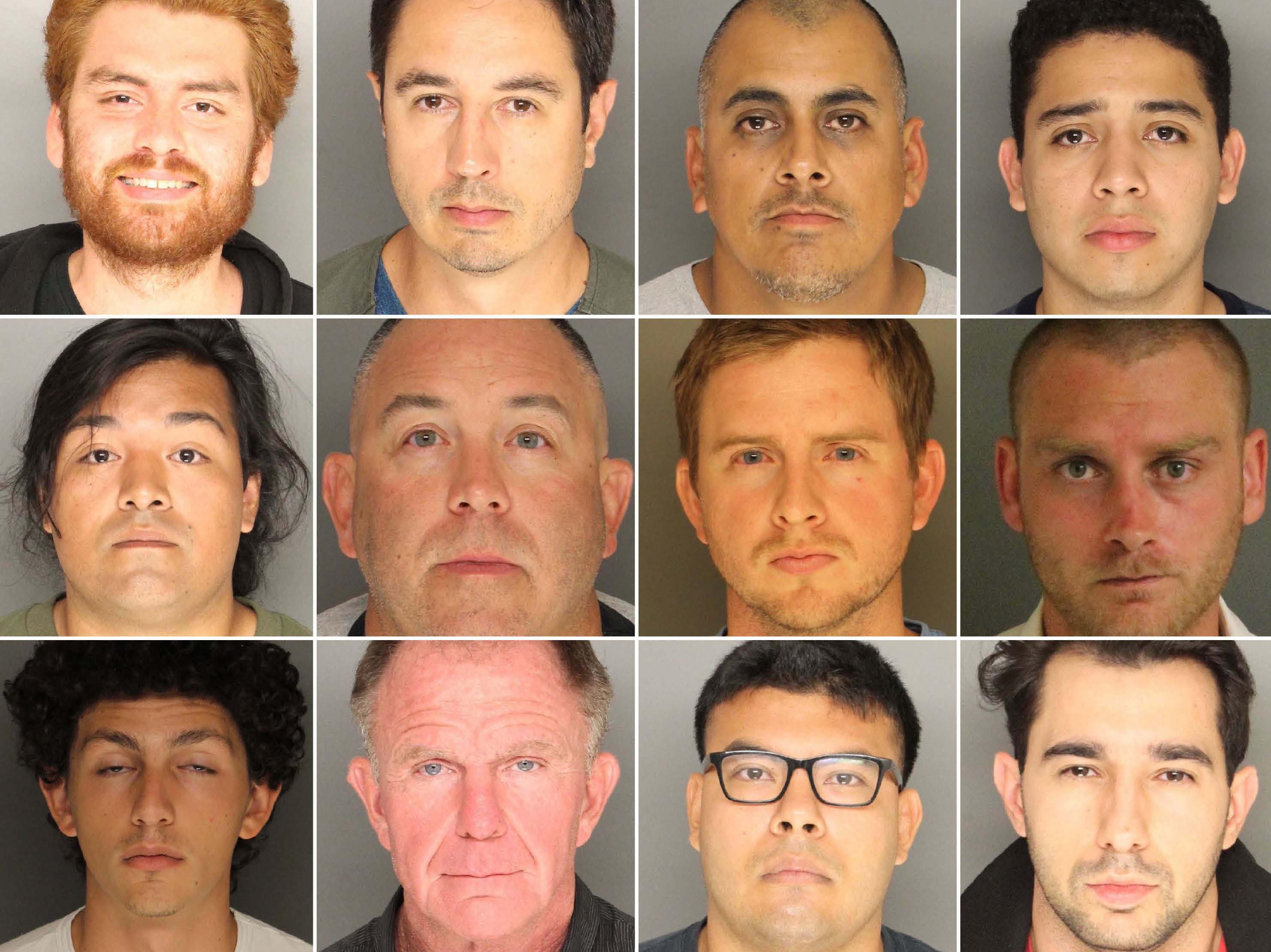 Prostitution Sting Arrests 17 in Goleta - The Santa Barbara