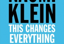 Naomi Klein's 'This Changes Everything: Capitalism vs. the Climate'
