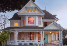 Make Myself at Home: Historic Carpinteria Victorian