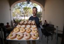Gourmet Goodies at Hook & Press Donuts