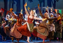 'Cinderella' Takes the Stage