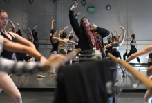 Monique Meunier Joins UCSB Dance Department