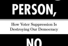 Carol Anderson's 'One Person, No Vote' Is Timely Tome