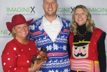 Imagine X Holds Ugly Xmas Sweater Party to Benefit Jodi House