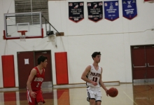 Santa Ynez Pulls Away From Bishop Diego on Day One of the Jim Bashore Classic