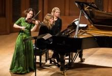 Patricia Kopatchinskaja and Polina Leschenko Duet