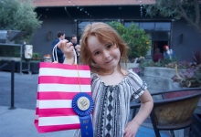 Preschooler Burns the Youth Pie Competition