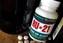 RU-21 Hangover Cure