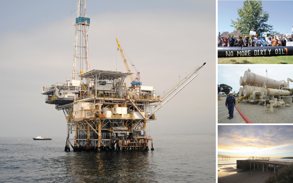Offshore Oil: The Long Goodbye - The Santa Barbara Independent
