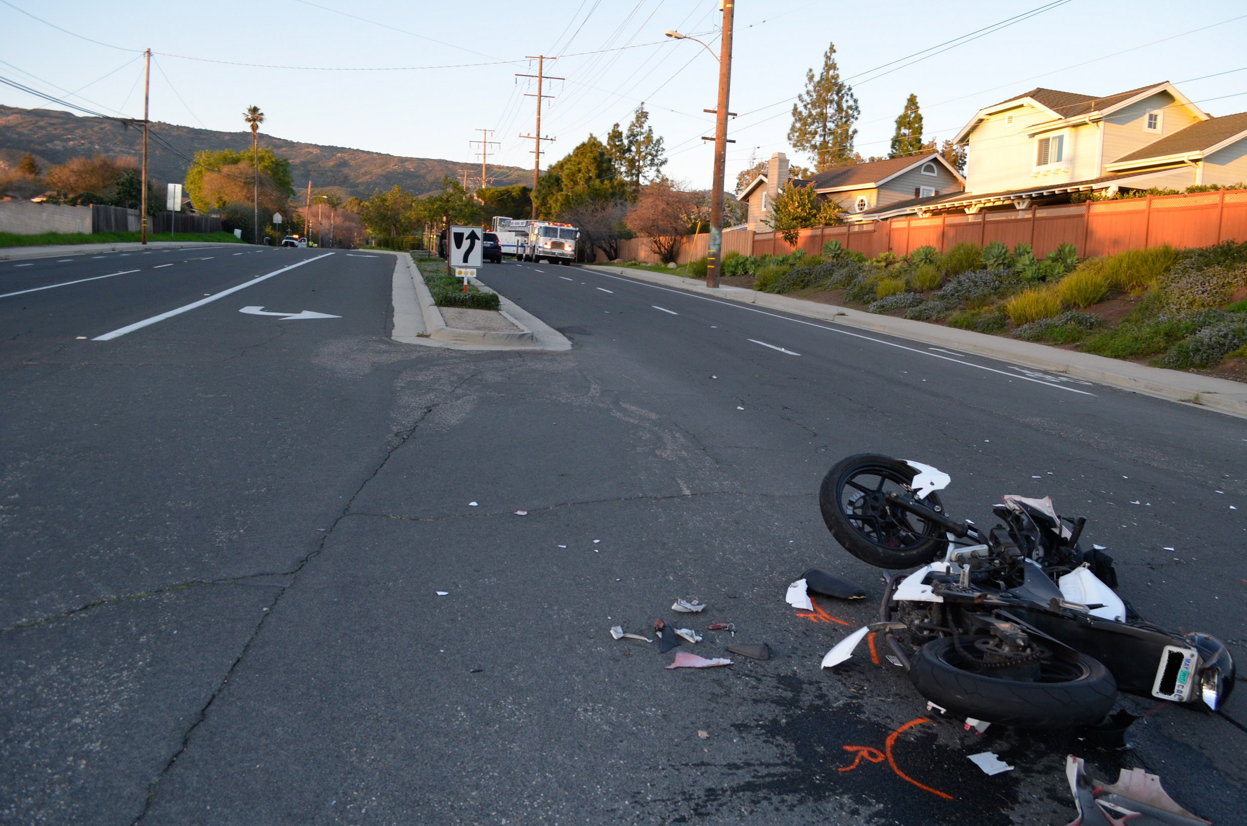 Man Killed in Motorcycle Accident - The Santa Barbara Independent