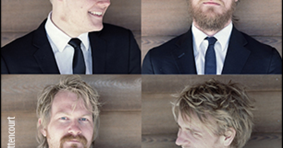 Danish String Quartet at UCSB - The Santa Barbara Independent