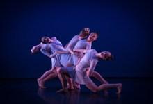 Dancers Perform 'Configuration'