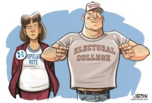 Defeating the Electoral College Flaws