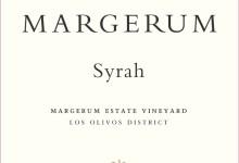 Margerum Syrah 2017