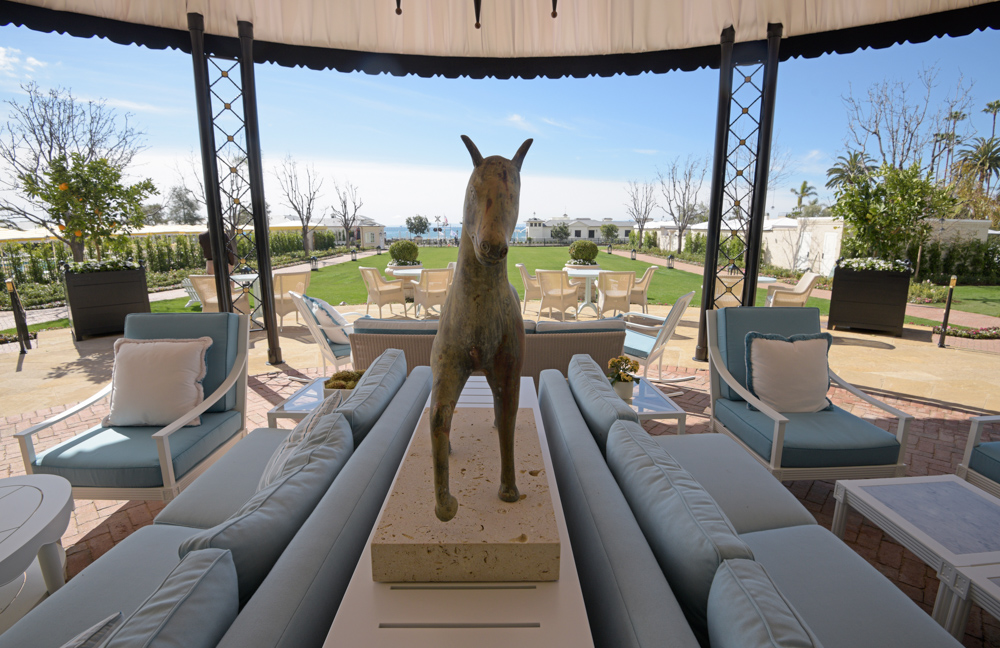 The Casual Elegance of the New Miramar Hotel - The Santa