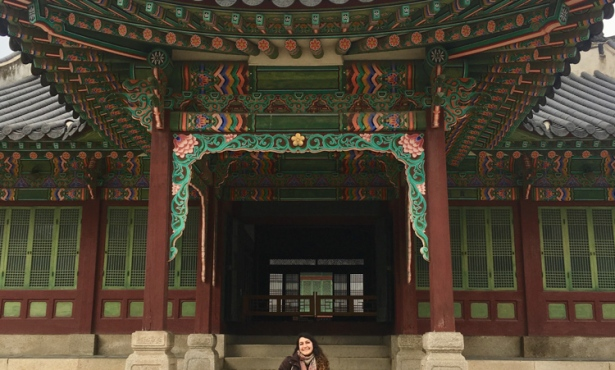 Ava Goes Seoul Searching