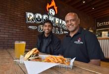 Rockfire Grill's New-Age Burgers