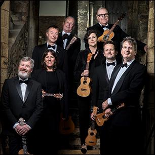 Ukulele Orchestra of Great Britain Is Finger-Pluckin' Good