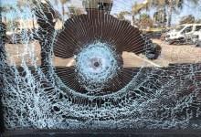 Bullet Holes Found in Goleta Barbershop Window