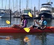 Harbor Kayak Tour (Various Times)